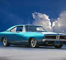 1969 Dodge Charger R/T 'American Muscle' by DaveKoontz