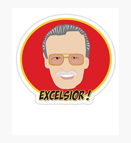 Excelsior Photographic Print