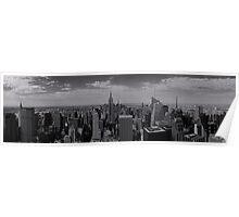 NYC Panorama Poster