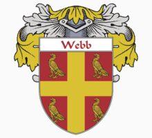 Webb Coat of Arms / Webb Family Crest One Piece - Short Sleeve