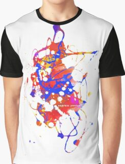 Express Yourself Graphic T-Shirt