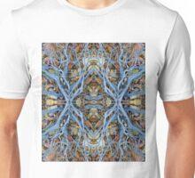 Painted Hills Desert King Motif Unisex T-Shirt
