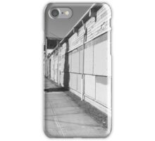 Tacoma industrial waterfront iPhone Case/Skin