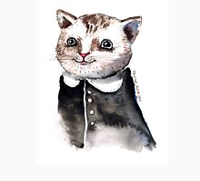 Watercolour Cat in dress Unisex T-Shirt