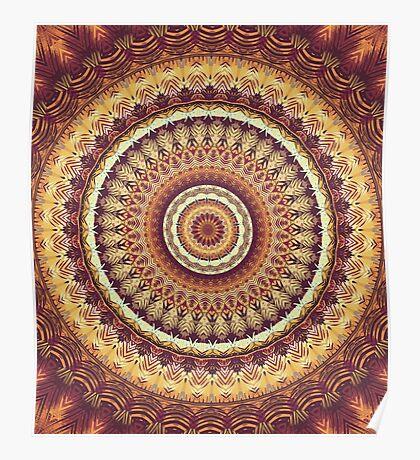 Mandala 099 Poster