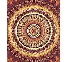 Mandala 099 Photographic Print