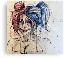 HQ xx Canvas Print