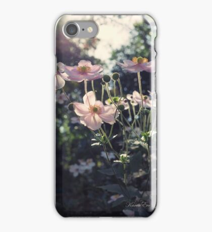 In a Country Garden iPhone Case/Skin