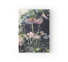 In a Country Garden Hardcover Journal