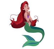 Ariel: Part of your world by MinetteMona