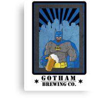 Gotham Brewing Co.  Canvas Print