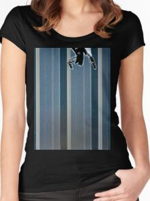 Maggie Exit Women's Fitted Scoop T-Shirt