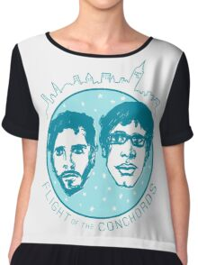 Flight of the Conchords Chiffon Top