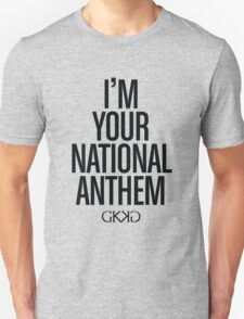 National Anthem Unisex T-Shirt