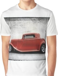 3 Window Coupe Graphic T-Shirt