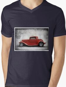 3 Window Coupe Mens V-Neck T-Shirt