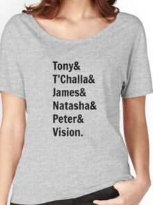 Team Tony... Women's Relaxed Fit T-Shirt
