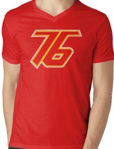 Soldier 76 (sketchy) Mens V-Neck T-Shirt