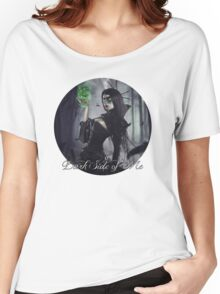 - The Dark Side of Me: Sallicorniae - Women's Relaxed Fit T-Shirt