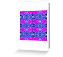 Southwest Abstract Greeting Card