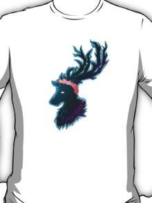 Dark Dream Creature (Flower Crown) T-Shirt