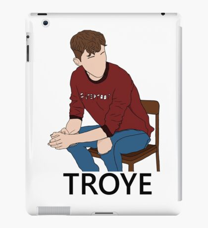 Troye Sivan (1) iPad Case/Skin