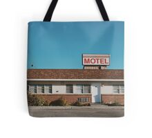 Motel (Ely, Nevada) Tote Bag