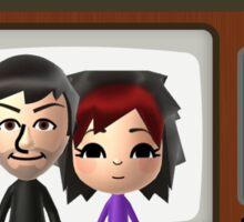 The Nintendo Newscast Sticker