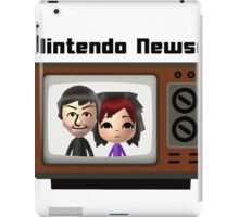 The Nintendo Newscast iPad Case/Skin