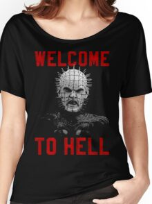 Welcome To Hell Women's Relaxed Fit T-Shirt