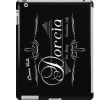 Come Visit Dorcia - Dark iPad Case/Skin
