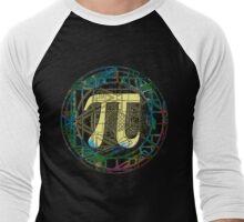 Everyday should be Pi Day Men's Baseball ¾ T-Shirt