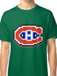 Go Habs Go ! Pixels Classic T-Shirt