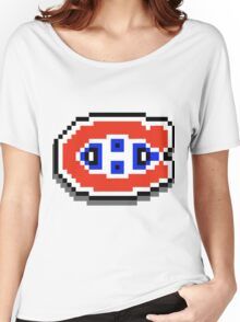 Go Habs Go ! Pixels Women's Relaxed Fit T-Shirt