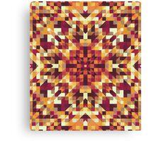 Playful Geometry 001 Canvas Print