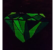 The emerald at heart Photographic Print