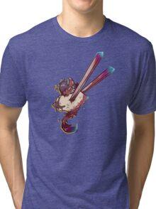 hay!! Tri-blend T-Shirt