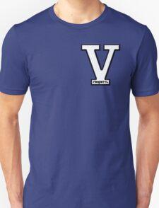 Vendetta Letterman (for zip hoodie) T-Shirt