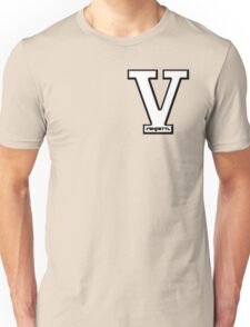 Vendetta Letterman (for zip hoodie) Unisex T-Shirt