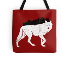 Ghost of Winterfell Tote Bag