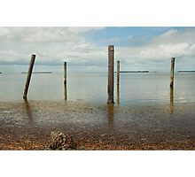 Along Pine Island Sound  Photographic Print