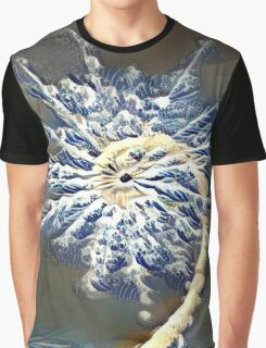 Fern:  Japanese Waters Graphic T-Shirt