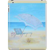 Seaside Serenity iPad Case/Skin