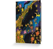 Hanabi #2 - Fireworks Greeting Card