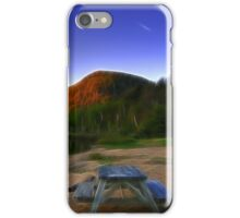 Lakeside Serenity iPhone Case/Skin