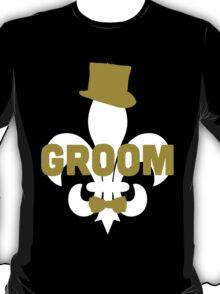 Honeymoon Groom Shirt T-Shirt