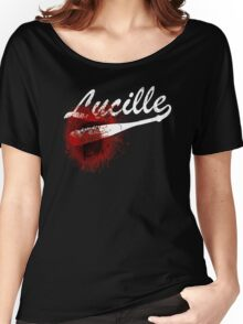 Lucille The Walking Dead Women's Relaxed Fit T-Shirt