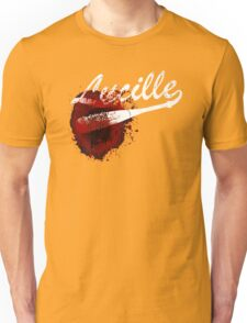 Lucille The Walking Dead Unisex T-Shirt