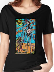 The Man, The Boy and The Child Within Women's Relaxed Fit T-Shirt