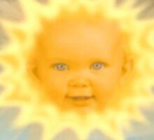 Sunshine of your childhood Sticker